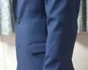 男ミシン第3回 H&Mのシャツの着丈を詰めよう